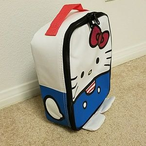 Hello Kitty body shaped Lunch Bag